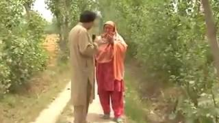 Yousuf Jan get emotional with woman.