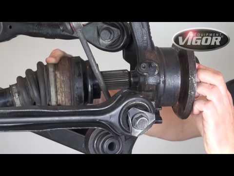 Гидравлический набор для монтажа приводных валов BMW, V3751, Vigor