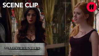 getlinkyoutube.com-Shadowhunters 1x05 Clip: Maryse Lightwood  | Tuesdays at 9pm/8c on Freeform!