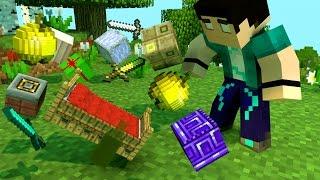 getlinkyoutube.com-Minecraft Mod - ITENS REALISTAS - REALIST PHYSICS ITEM