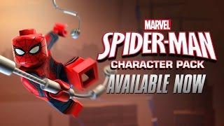LEGO Marvel's Avengers - Spider-Man Character Pack