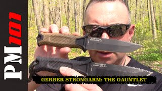 getlinkyoutube.com-Gerber Strongarm: The Gauntlet Review   - Preparedmind101