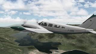 getlinkyoutube.com-Carenado Seneca II for X-Plane 9.7