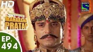 getlinkyoutube.com-Bharat Ka Veer Putra Maharana Pratap - महाराणा प्रताप - Episode 494 - 28th September, 2015