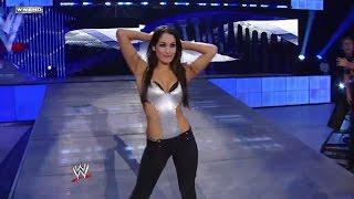 getlinkyoutube.com-Brie Bella makes her in-ring debut against Victoria: SmackDown, Aug. 29, 2008