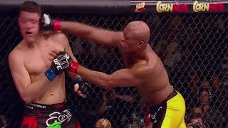getlinkyoutube.com-Anderson Silva Highlights 2015 ● The Spider Is Back