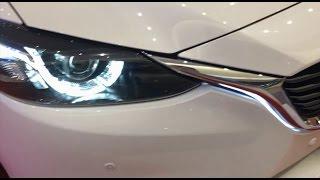 getlinkyoutube.com-2017 Mazda 6 Review