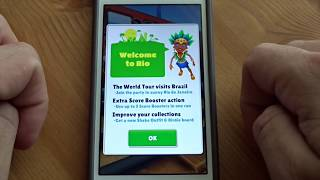 getlinkyoutube.com-Subway Surfers Rio Update!