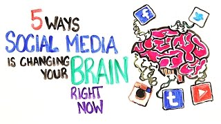5 način kako socijalne mreže utiču i menjaju vaš mozak a da toga niste ni svesni