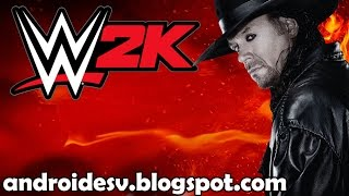 getlinkyoutube.com-WWE 2K Para Android !! NUEVO JUEGO !! [HD]