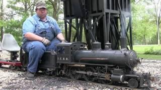 getlinkyoutube.com-How To Operate A Live Steam Locomotive V2.0 In HD
