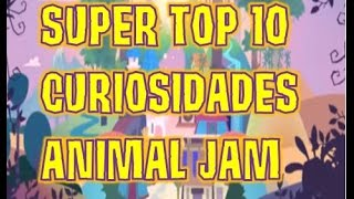 getlinkyoutube.com-SUPER TOP 10 CURIOSIDADES ANIMAL JAM!!  (PARTE 4)