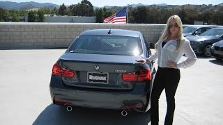 "getlinkyoutube.com-NEW BMW 335i M Sport Package / 19"" M Wheels / Quick BMW Review"