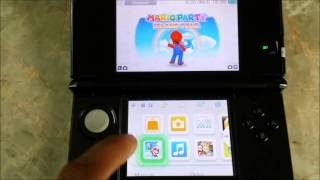 getlinkyoutube.com-Gateway 3DS Flash Card In Action (V2.2)!