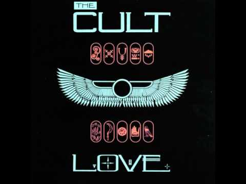 The Cult - Hollow Man (High Quality Sound + Lyrics)