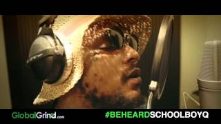 Schoolboy Q - Be Heard Sessions Freestyle