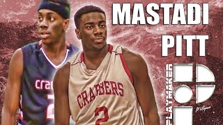 Mastadi Pitt is Player of the Year! Official Sophomore Mixtape!