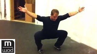 getlinkyoutube.com-Overhead squat/snatch prep | Feat. Kelly Starrett | Ep. 71 | MobilityWOD