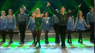 getlinkyoutube.com-Irish Dance Group - Irish Step Dancing (Riverdance) 2009