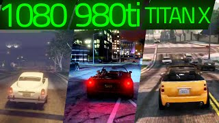 getlinkyoutube.com-GTA V GTX 1080 vs GTX 980ti vs GTX TITAN X 1440p MAXED OUT