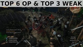 getlinkyoutube.com-Witcher 3 - Top 6 OP things and Top 3 weak things