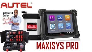 getlinkyoutube.com-What is the best vehicle diagnostic tool? - Maxisys Pro Ms908p Complete  Features Review