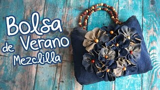 getlinkyoutube.com-Bolsa de Verano con Mezclilla :: Chuladas Creativas