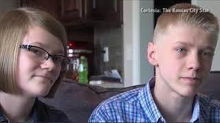 Una pareja en busca de adoptar un niño, finalmente se quedó con 4 jóvenes huérfanos