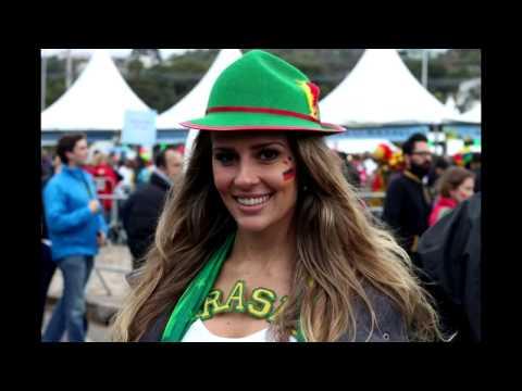 Les plus belles filles de la Coupe du Monde en 4 minutes