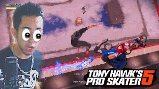 getlinkyoutube.com-Tony Hawk's Pro Skater 5 (WE NEED SKATE 4!)