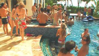 getlinkyoutube.com-Sexy Pool Party 'Busters Birthday'