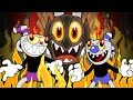 THE DEVILS END - Cuphead FINALE All Endings