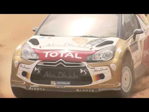WRC Acropolis Rally 2013: Stages 10 - 12