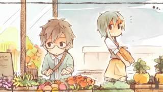 getlinkyoutube.com-【Hanemi FS】 Renai Kafeteria (Love Cafeteria) - Gumi 【Vietsub】