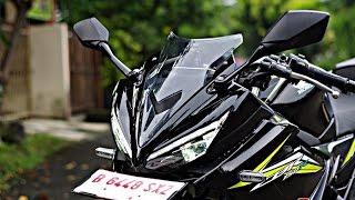 getlinkyoutube.com-Review headlamp LED Honda CBR150R