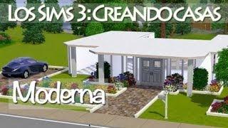 getlinkyoutube.com-Los Sims 3 | Construyendo casas: Moderna (Pequeña y sencilla)