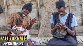 Sketch Comédie Senegal: Fall Takhalé Episode 21