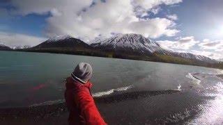getlinkyoutube.com-Alaska 2016 - Road Trip to Denali National Park, Matanuska Glacier and other places