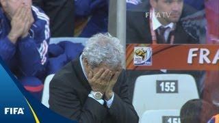 Bafana go for goals against Les Bleus