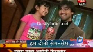 getlinkyoutube.com-Prem-Heer-Chahat Saas Bahu Aur Betiyan/SBB 13th July(Harshad-Additi-Muskaan Interview)