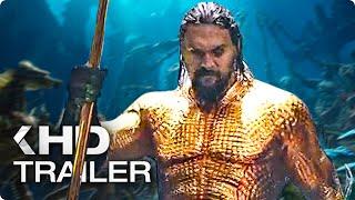 AQUAMAN Extended Trailer 2 (2018)