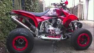 getlinkyoutube.com-Honda TRX Quad 600 Suzuki Bandit Engine
