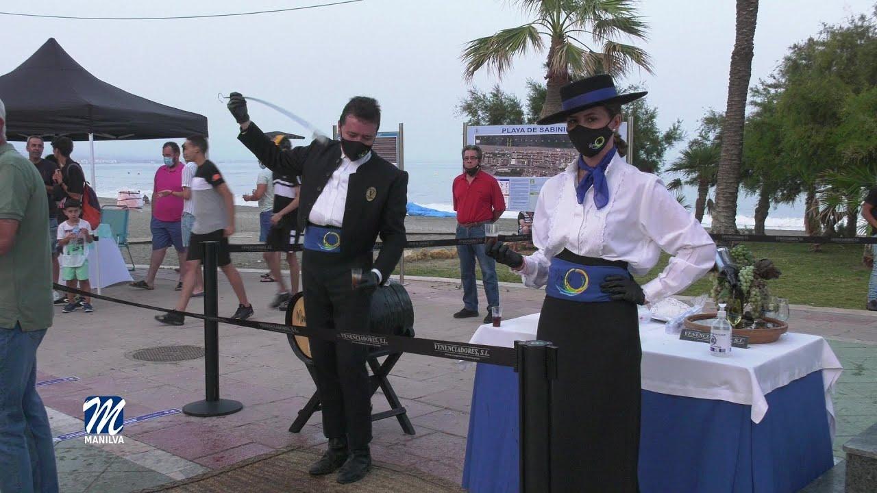 Éxito del evento 'Mar y Vino'