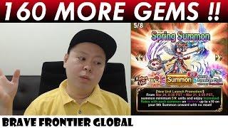 160 More Gems! Neferet Rare Summon (Brave Frontier Global)