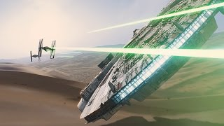 Behind the Magic: The Visual Effects of Star Wars: The Force Awakens