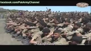 getlinkyoutube.com-Naara E Takbeer Allah hu Akbar [Operation Zarb e Azb Pakistan Army Song]