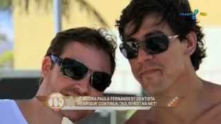 TV Fama: Ficha completa do namorado de Paula Fernandes