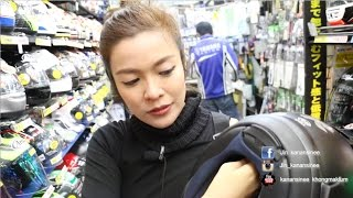 getlinkyoutube.com-เผยลายแทงร้านหมวกกันน็อคในญี่ปุ่น