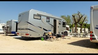getlinkyoutube.com-Wohnmobil- Stellplatz La Volta, Peniscola, Costa del Azahar, Spanien