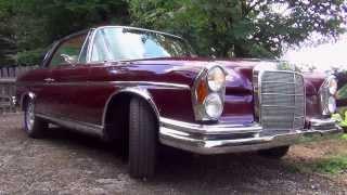 getlinkyoutube.com-Mercedes  Benz  W111 250 SE Coupe 1966